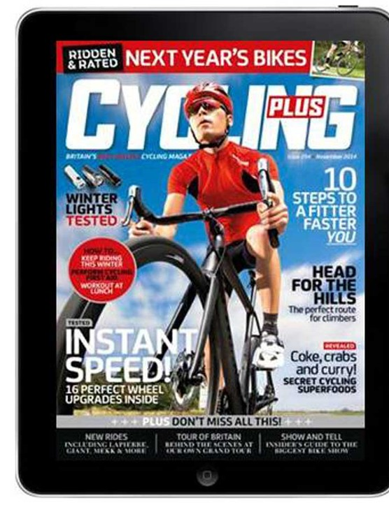 Roadie? Try Cycling Plus