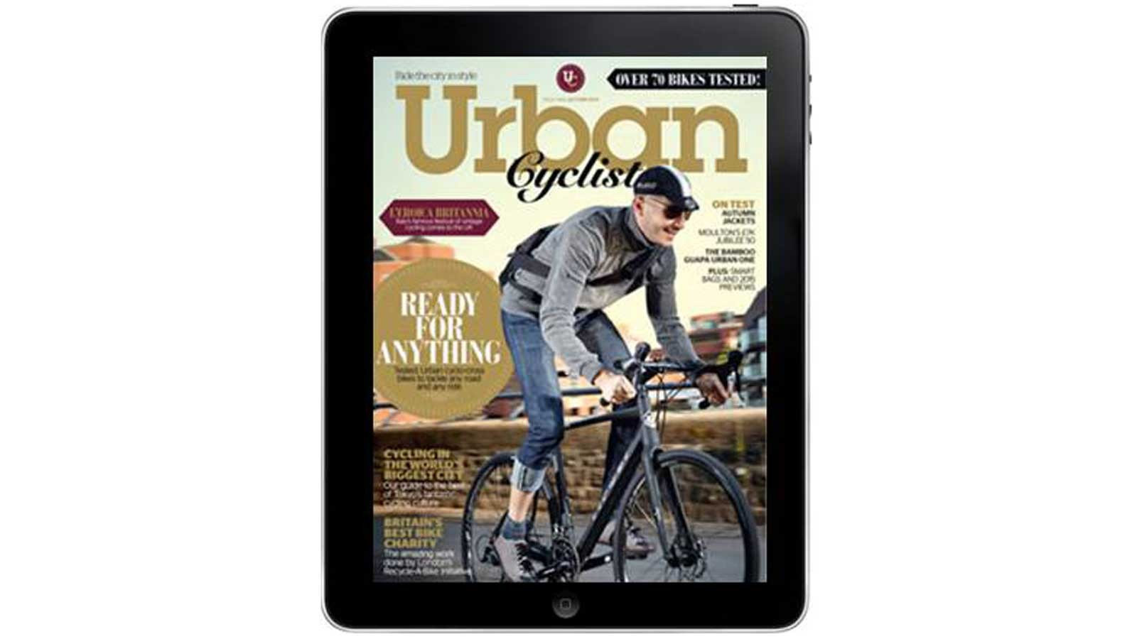 Grab a copy of Urban Cyclist