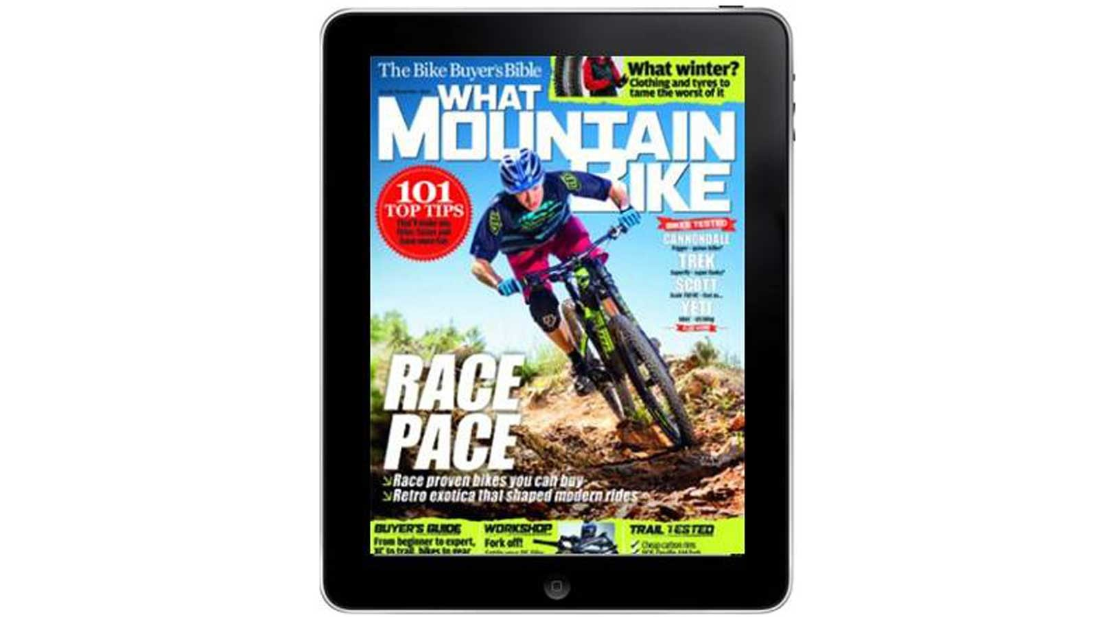 Want a new mountain bike? Look no further