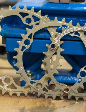 Gamut TTR thick thin chainrings