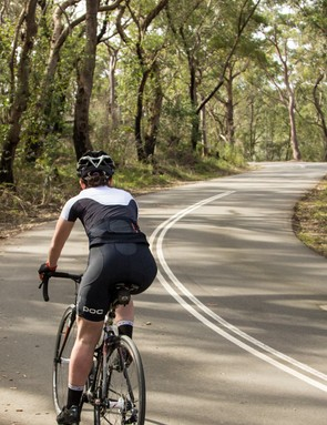 While the range extends to jackets, vests and accessories, the WO badge has only been attached to the short sleeve jersey and bib shorts for now