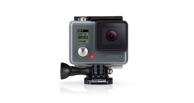 The GoPro Hero is a contender for best budget piece of cycling gear 2014