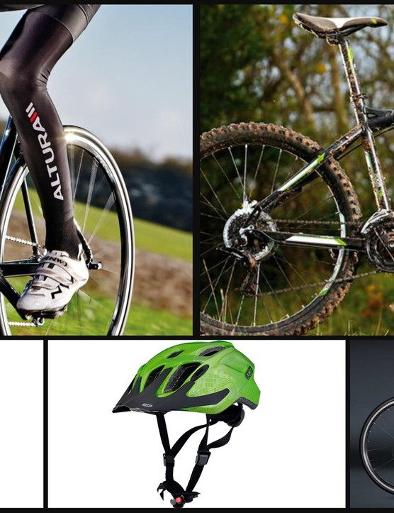 The best beginners, family and budget cycling gear picks of 2014