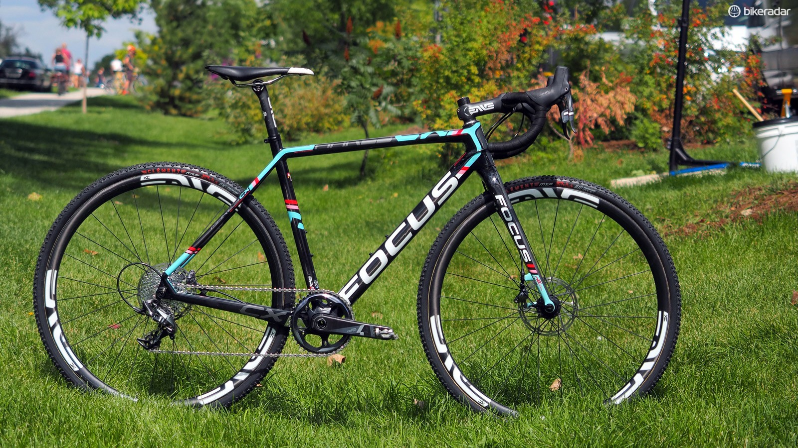 Allen Krughoff (Noosa Professional Cycling Team) has been racing on the new Focus Mares CX this season and is hoping for glory at the upcoming US national championships in Austin, Texas