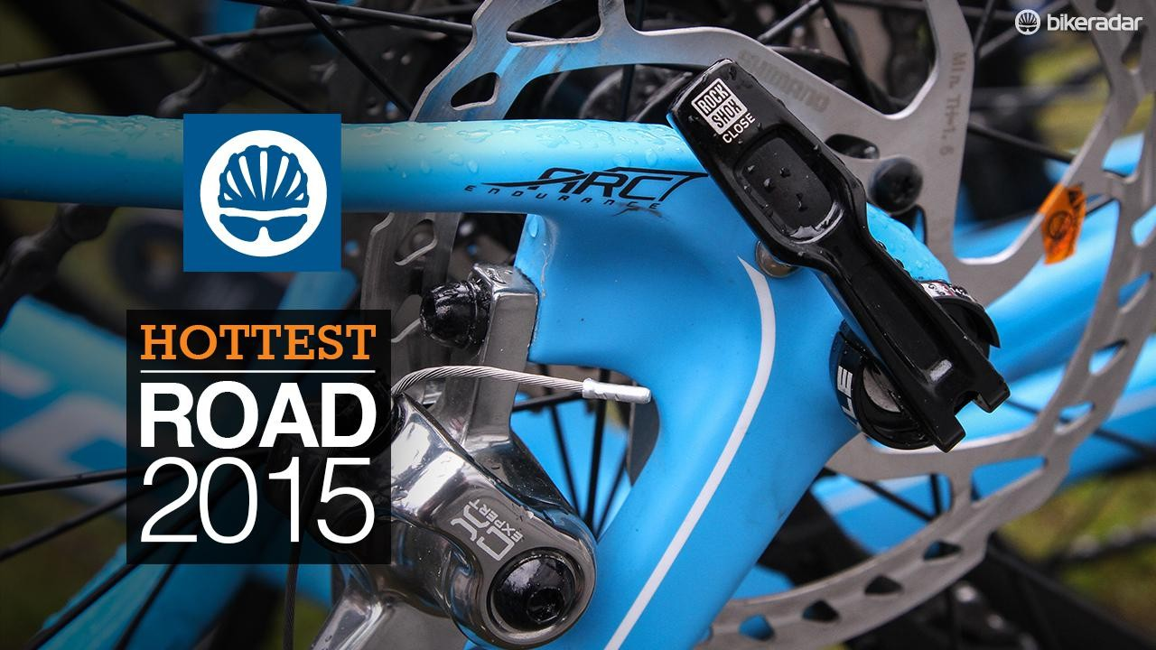 Our video showcases the most hotly anticipated road bike products of 2015