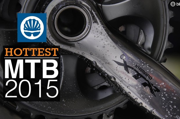Our video showcases the most hotly anticipated mountain bike products of 2015