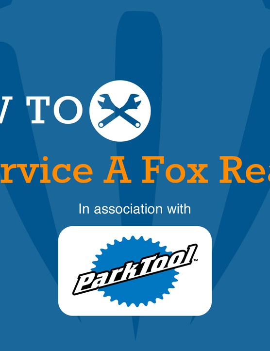 How to service a Fox rear Shock