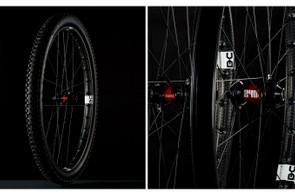 Wide, strong, stiff, increased tyre traction and reasonably light - that's what the Tammar V4.8's claim