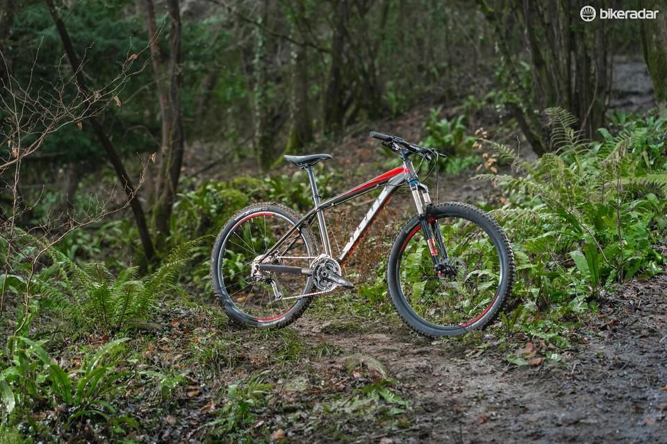cf9aaacb45f Vitus Nucleus 275VR - first ride - BikeRadar