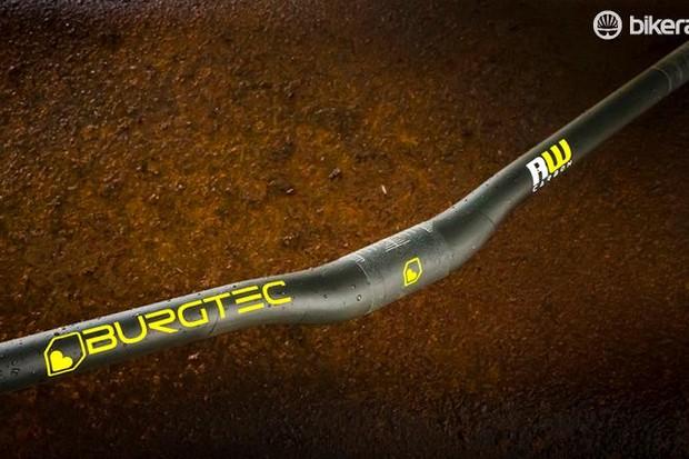 Burgtec RideWide Carbon handlebars