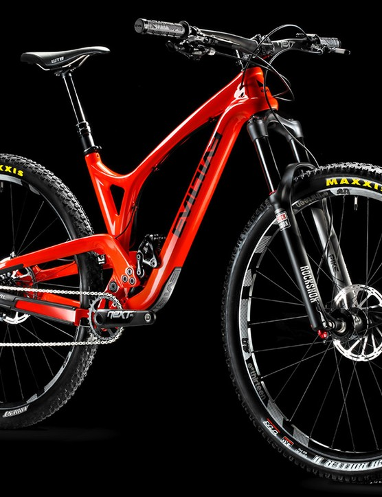 The Following is Evil Bikes' first 29er