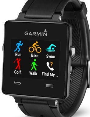 The Garmin Vivoactive: Running, cycling, swimming and... golf?