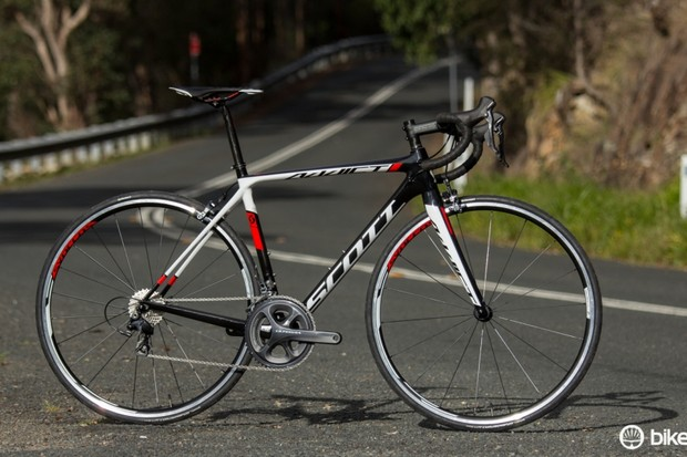 The 2015 Scott Addict 20: a well-rounded mid-range racer