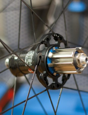 Naturally, you'll need a Campag cassette