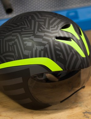 The Met Drone is the company's fastest ever helmet