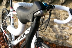 The 11-speed 105 shifters, along with a price drop, make the Madone 2.1 great value