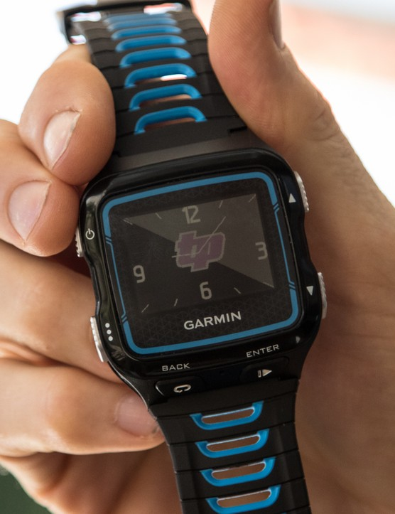 Garmin's new Forerunner 920XT is an example of things to come from Today's Plan, with this watch's open-source software allowing the guys at Today's Plan to create custom apps and features