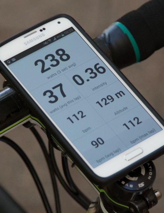 The Today's Plan mobile app turns your phone into a fully featured bike computer. There are a few features in this that may make this standout among many other cycling apps