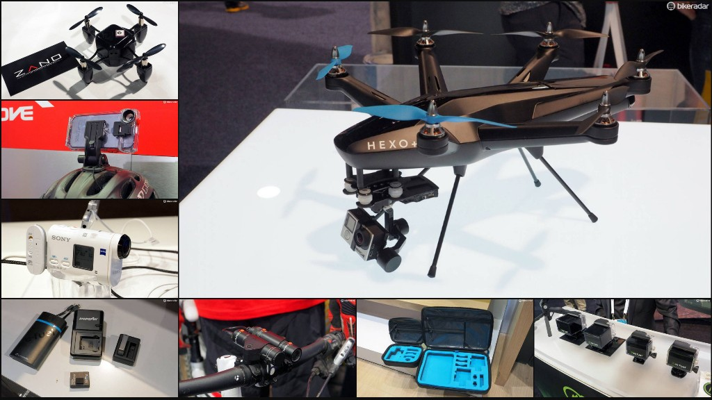CES 2015 showcases lots of new tech that will help you shoot your best videos ever