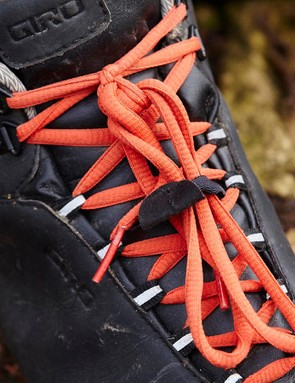 Laces - you'll either love 'em or hate 'em