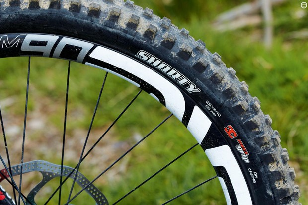 Maxxis Shorty 3C DH 26x2.4in tyre