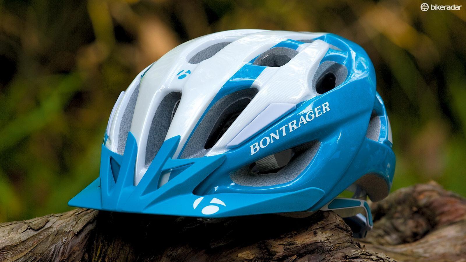 Bontrager Quantum WSD helmet