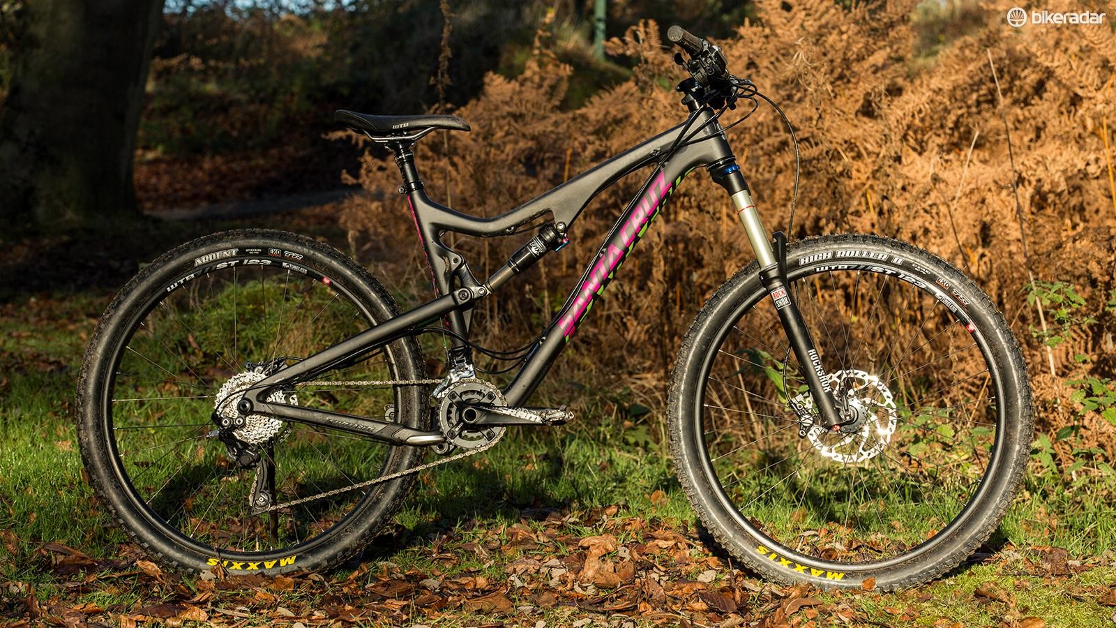 Santa Cruz Bronson Carbon R AM
