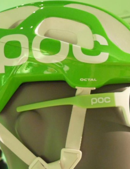 New colours for the team's POC Octal helmets and eyewear