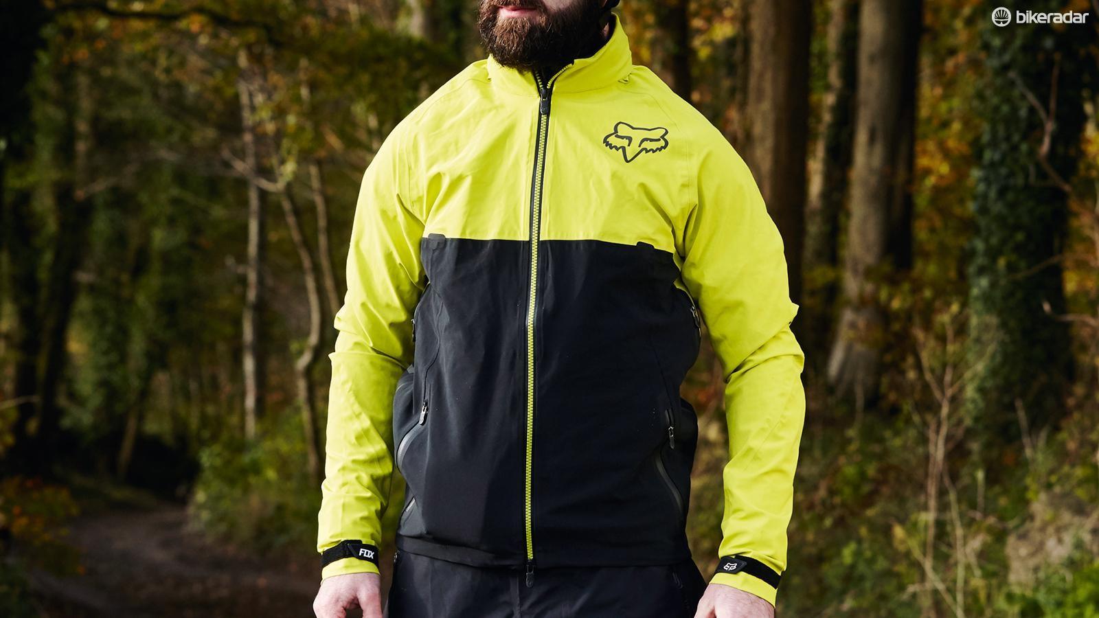 Fox Downpour jacket