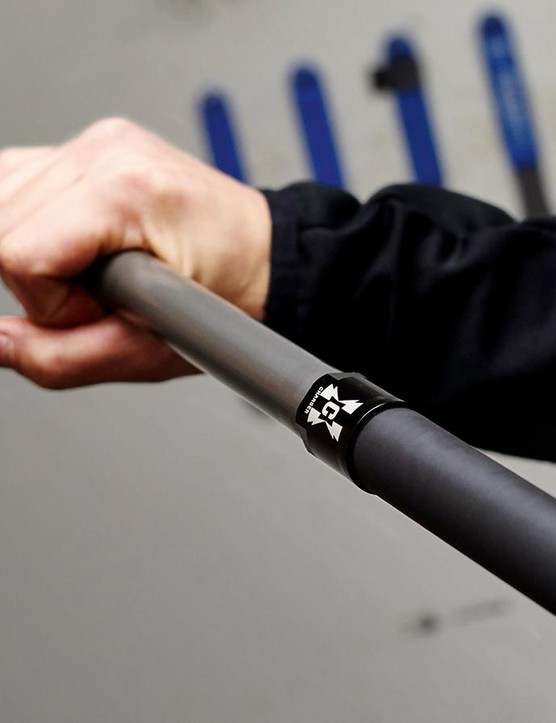 RockShox' BoXXer Charger damper upgrade kit is simple to fit provided you know your way around a fork
