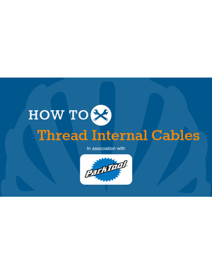 How to replace internal brake and gear cables – video