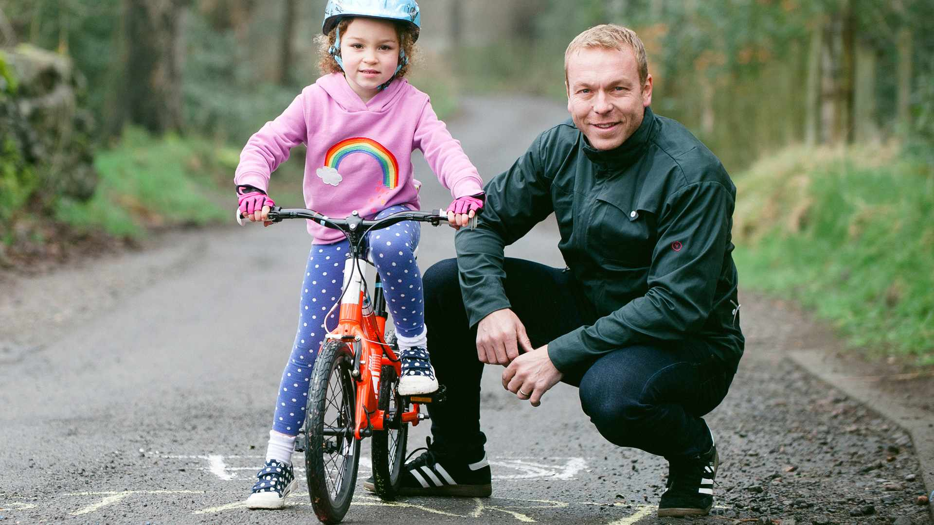 Sir Chris Hoy will be inspiring youngsters at this year's London Bike Show