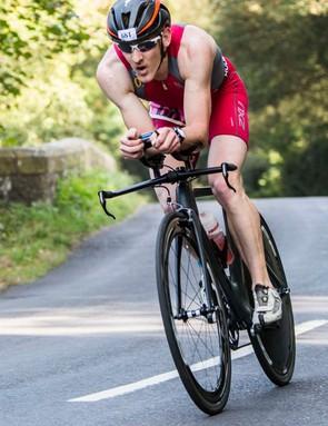 Taking up triathlon will help you justify pricey aero bike kit