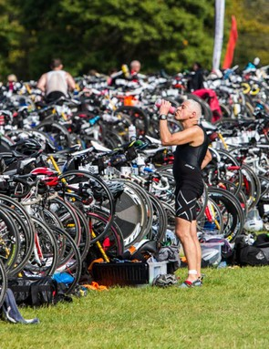 Transition is a great chance to check out a load of lovely bikes