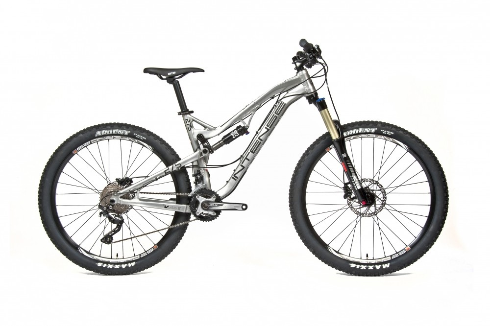 The £2,999 / US$2,999 Intense Spider 275 Foundation build