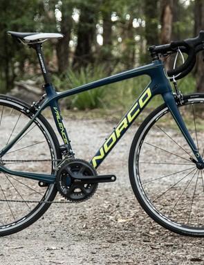 2015 Norco Valence Carbon Ultegra Di2, a high-value endurance ride