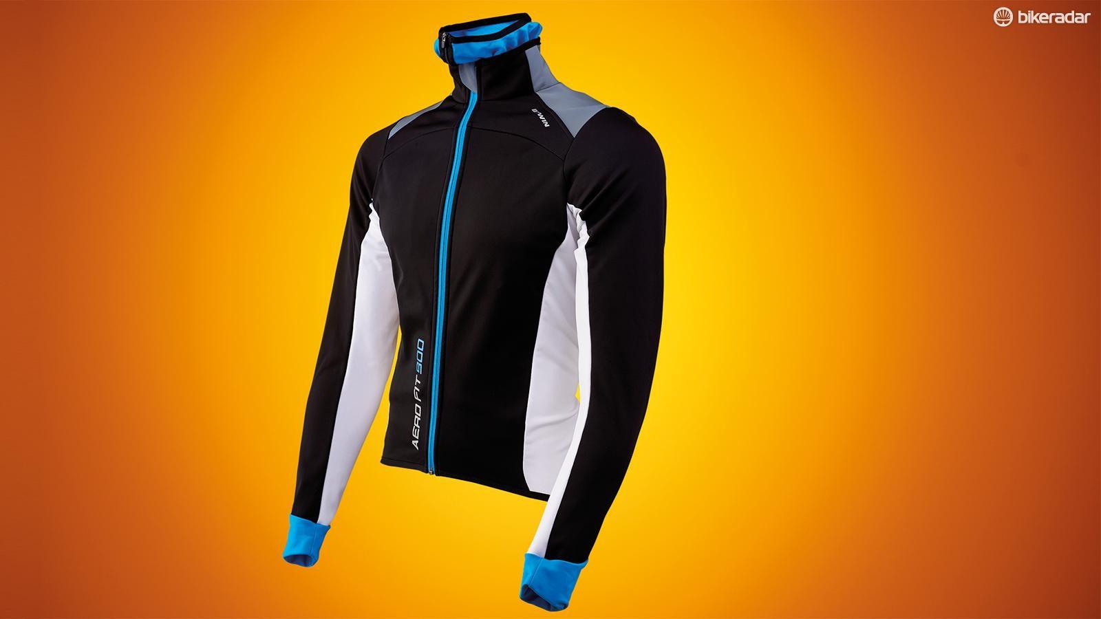 B'Twin Aerofit 900 Softshell jacket