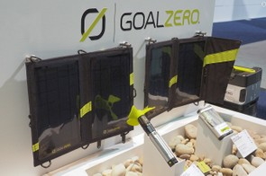 Naturally, Goal Zero still has plenty of solar powered options available