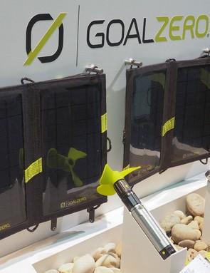 Naturally, Goal Zero still has plenty of solar powered options available