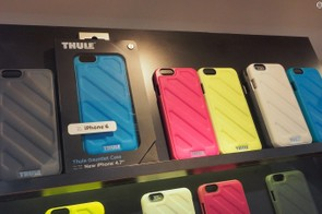 Thule expands its range of smartphone cases with a new model for the Apple iPhone 6