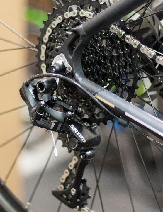 SRAM X1 is lovely, particularly at this price