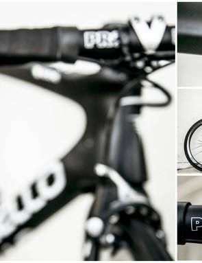 Nicolas Roche's 2015 bike – the Pinarello Dogma F8