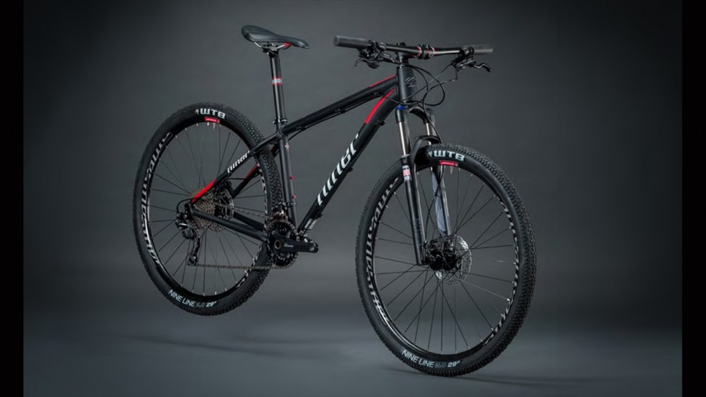 The EMD is Niner's most affordable model. The new complete build retails for US$1,499