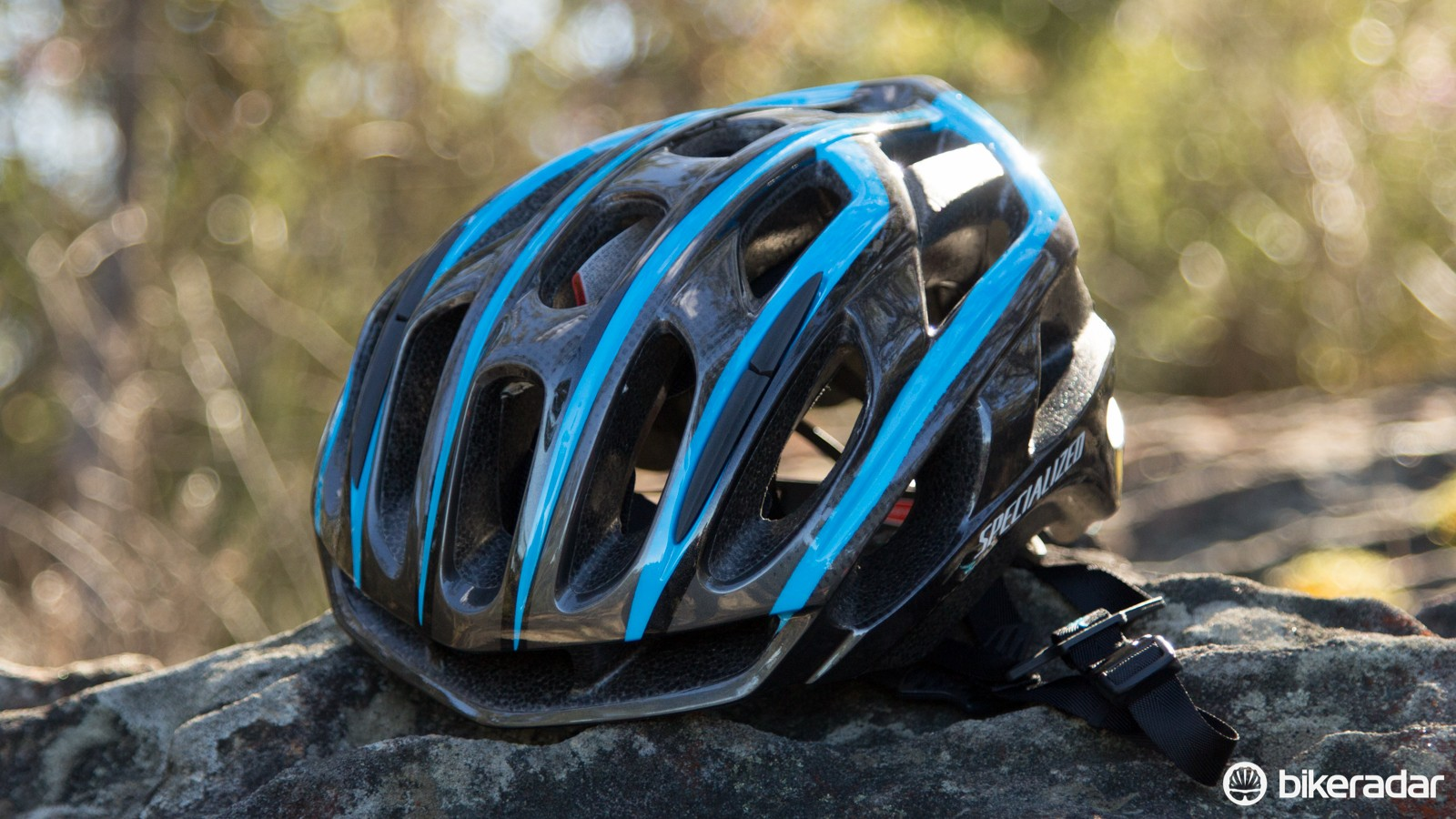 The Specialized Propero II is a fantastic helmet in its own right but its stock gets a huge boost from the surprisingly low pricetag (2014 version pictured)