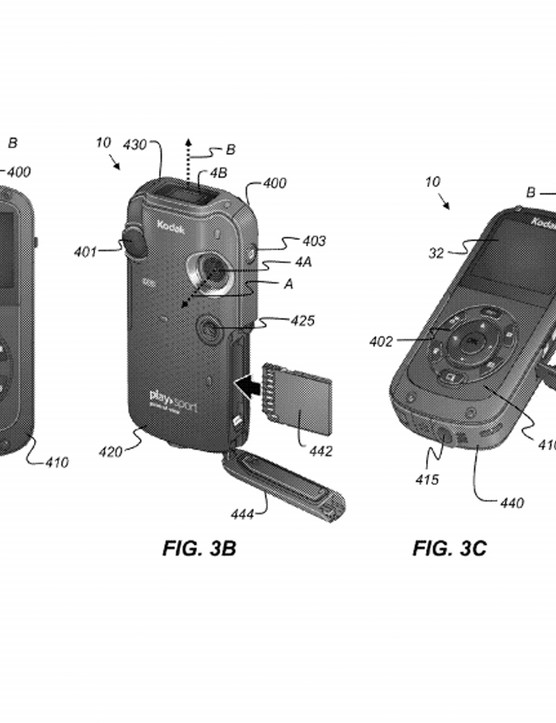 It's likely that Apple will only use a few features from the original Kodak design
