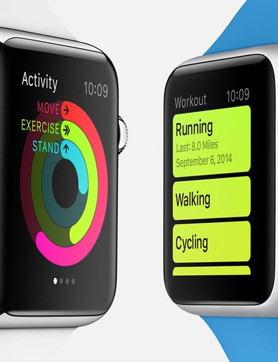 The Apple Watch looks to offer some sensible features for casual cyclists, but what if it could integrate with a camera too?