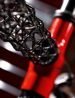 It's stiff and light – making for a great climber – and stronger than it looks