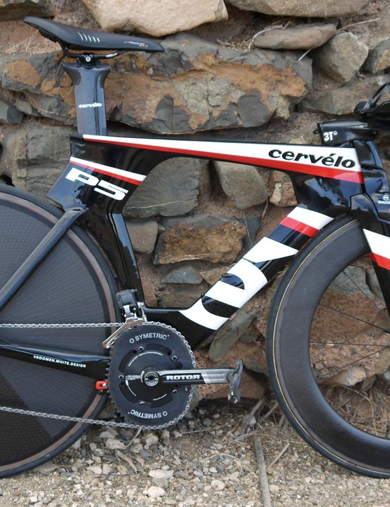 The Cervelo P5 is incredibly fast, but we think Cervelo can do even better three years on