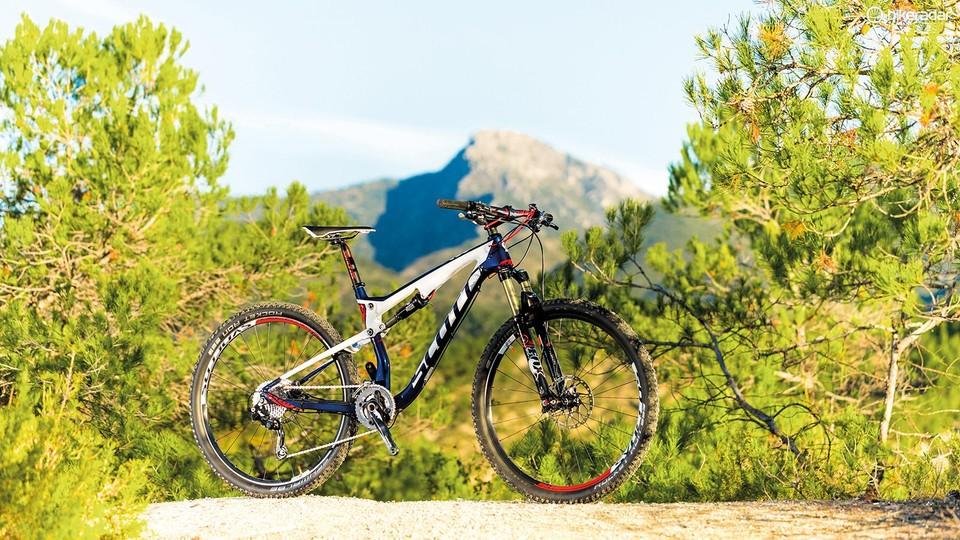 e78c8458b10 Scott Spark 710 review - BikeRadar