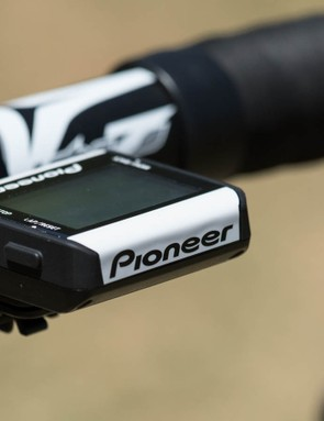 Pioneer is a new sponsor of the Giant-Alpecin team for 2015